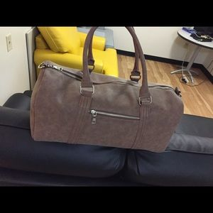 Other - Brown Duffle Bag